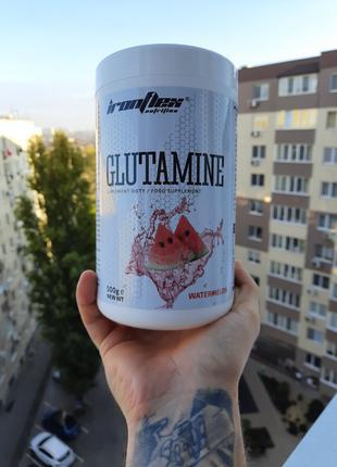 Глютамин 500 г Iron Flex; glutamine