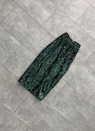 Красивая юбка в поедки