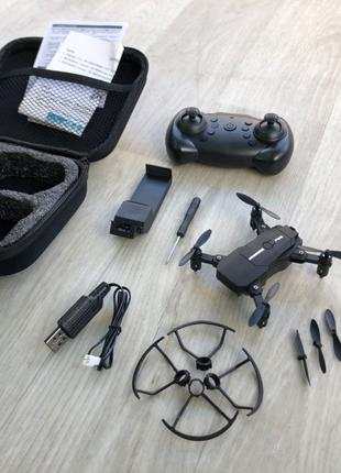 Квадрокоптер Дрон F86 Hd Wi-Fi с камерой 4K