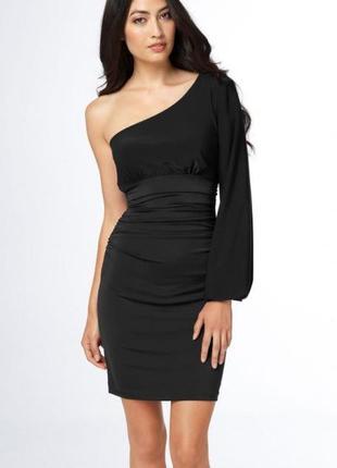 Sall!!! черное маленькое платье