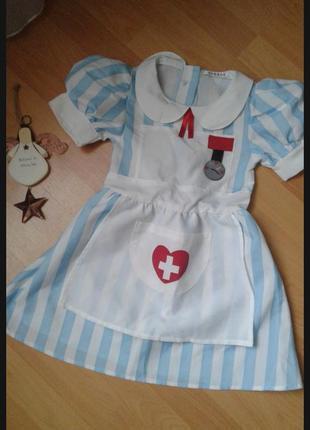Платье доктор или медсестра