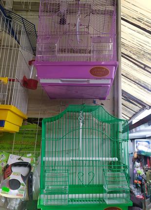Продаются клетки для птичек