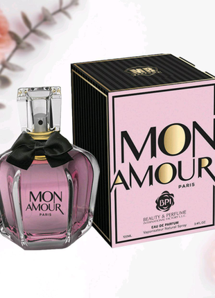 Аромат Mon Amour Paris MB Parfums (ОАЭ).
