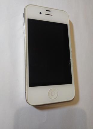 Продам телефон Iphone 4 16gb на аккаунте