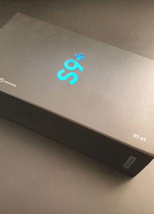 Samsung Galaxy S9+ Duos 6/64GB Titanium Gray G965F