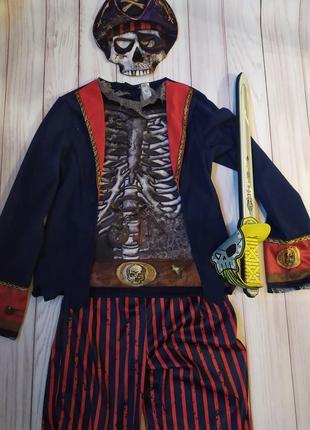 Костюм пират 11-12 лет