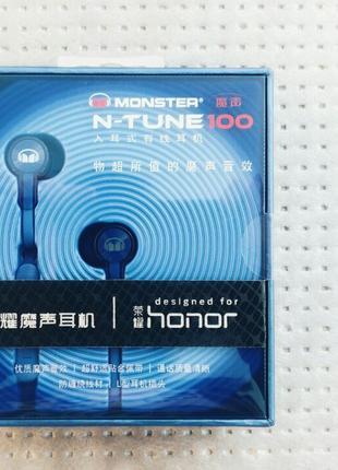 """Наушники """"Huawei Honor Monster N-Tune100 AM15"""" ОРИГИНАЛ!"""