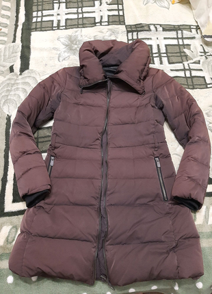 Куртка зимняя пух р.S