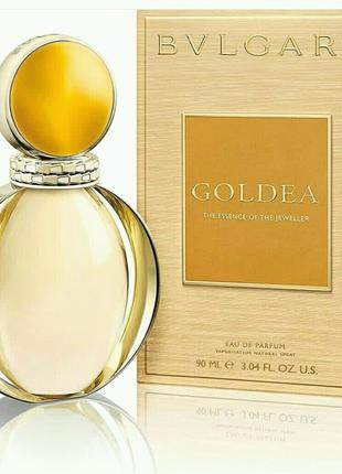 BVLGARI GOLDEA WOMAN 90 мл женский парфюм