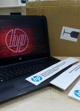 Мощный Ноутбук HP 255 G5 + (Четыре ядра) + Full HD экран + Гарант