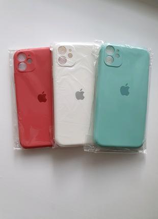 Чехол для iPhone 11 с Логотипом