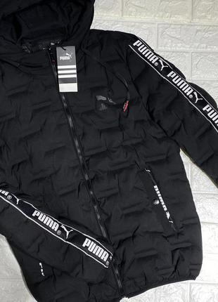 Мужская зимняя куртка puma