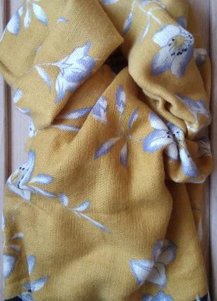Великий шарф-палантин\большой шарф-палантин