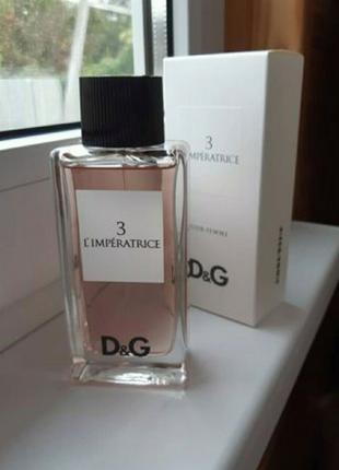 Dolce & Gabbana L`Imperatrice 3 (ж) 100 мл