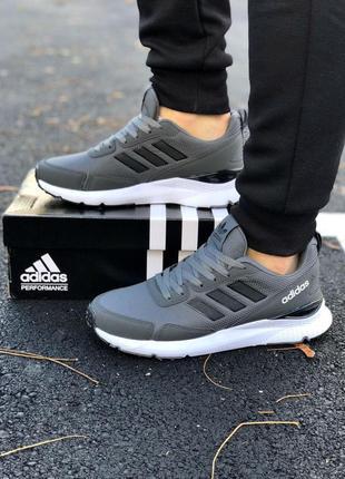 👟 кроссовки мужские  adidas originals адидас  / наложенный пла...