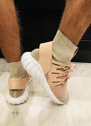 Мужские кроссовки adidas tubular doom primeknit оригинал!