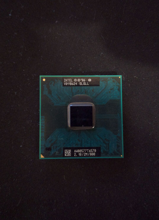 Intel Core 2 Duo T6570