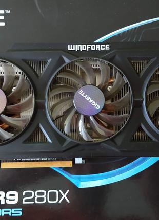 AMD Radeo R9 280X