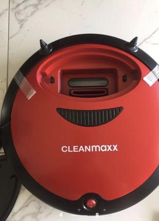 Пылесос робот CLEANmaxx Germany