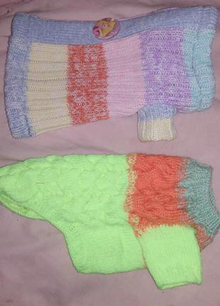 Свитер на маленькую собачку, одежда, свитерок, свитер, кофта