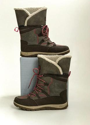 Женские ботинки jack wolfskin