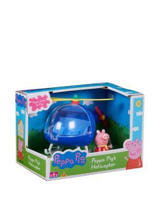 Свинка Пеппа: Вертолет Пеппы. Оригинал Peppa Pig