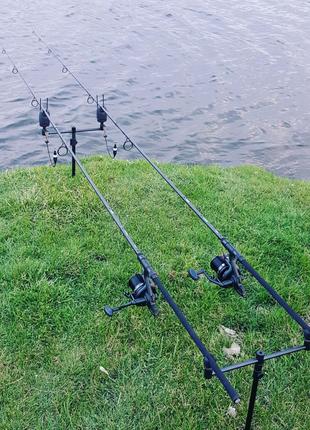 Карповый набор, Отличный комплект Carp Pro, Рыболовные снасти