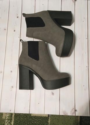 Ботильйони черевики демісезон