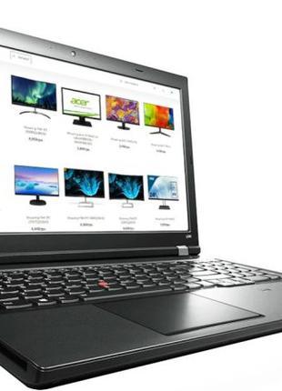 "Акция! Ноутбук 15.6"" Lenovo ThinkPad L540 i5-4300M(3.3GHz)8Gb/..."