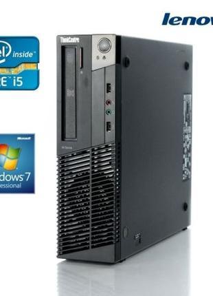Мощный Компьютер Lenovo m92p Core i5-3470(3.2Ghz)8Gb/500Gb,Роз...