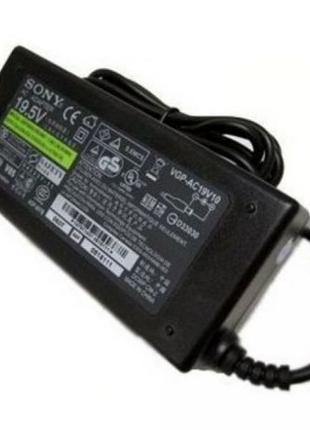 Зарядка Sony Vaio VGP-AC19V34 76W 3.9A 19.5V 6.0/4.4
