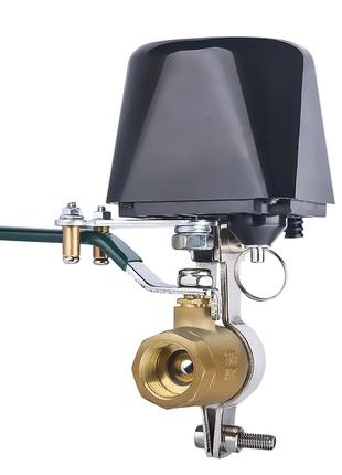 Электропривод шарового крана (сервомотор). Привод крана