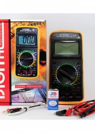 Цифровой профессиональный тестер мультиметр DT-9208A DT 9208A