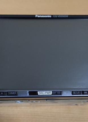 Продам магнитолу 2DIN Panasonic CQ-VD5505W5