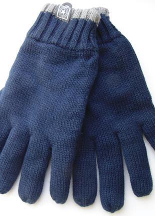 Перчатки утепленные terranova италия