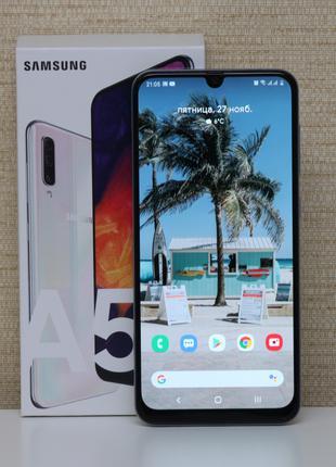 Смартфон Samsung Galaxy A50 4/64GB White SM-A505FN SM-A505FZWUSER