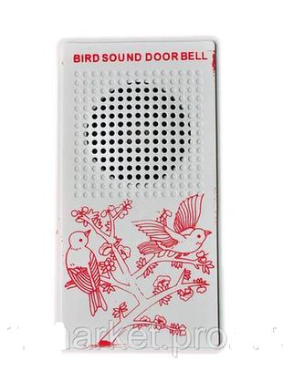 Проводной дверной звонок Поющие птицы