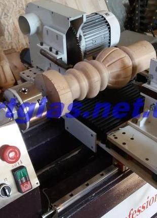 Токарно-фрезерный станок с ЧПУ для резьбы 3D по дереву VVS 10-13