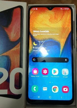Samsung Galaxy A20 A205U OLED из USA