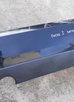 98AB17K823 Ford - бампер задний ford focus 1998-2005