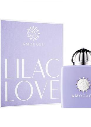 Парфюмированная вода lilac love 100 мл amouage