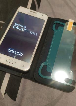 Телефон Samsung Galaxy Core 2 G355H
