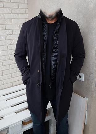 Moncler пуховик куртка оригинал (m)