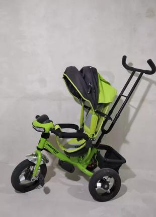 Трехколесный велосипед (велосипед-коляска) Crosser One