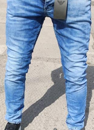 Турция slim fit р:29,30,33,38 джинсы мужские