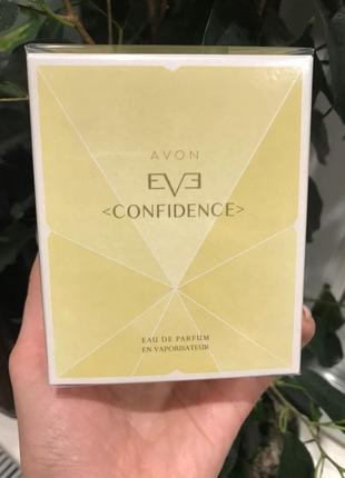 Eve confidence,avon (50мл)