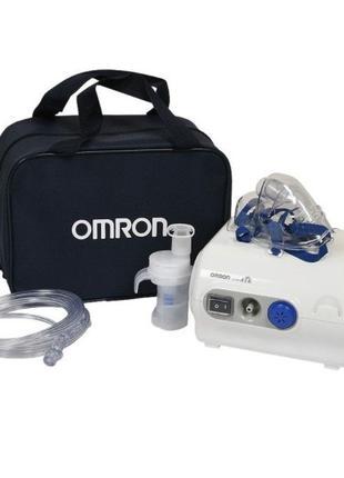 Ингалятор компрессорный OMRON NE–C28P (небулайзер), Новый