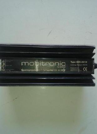 Mobitronic converter 24-12v 20a