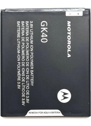 Motorola Moto E4 GK40 XT1761 Moto G5 G4 Play Аккумулятор Батарея