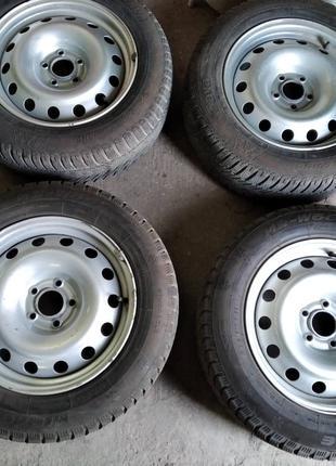 Вживаний диск з шиною для Citroen Jumpy